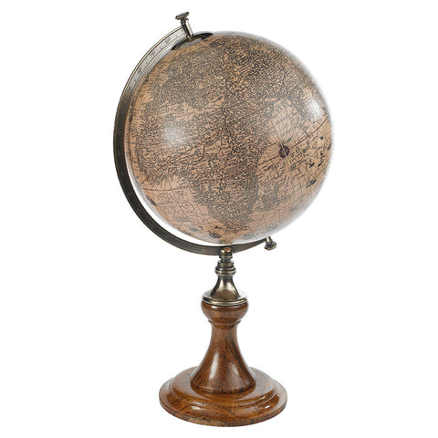 "17th Century ""Sea Monster"" Replica Globe"