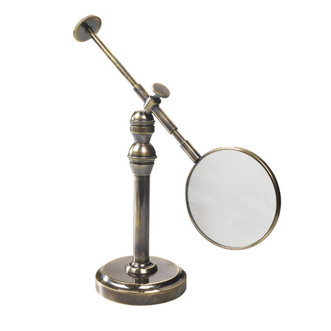 """Closer Look"" Adjustable Magnifying Glass Reader"