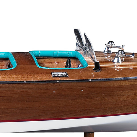 Chris Craft-Style Triple Cockpit