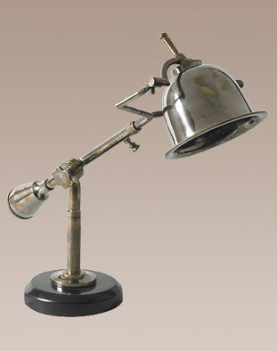 1920's Style French Author Desk Lamp