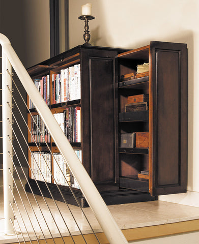 Expanding Prohibition-Era Bookcase