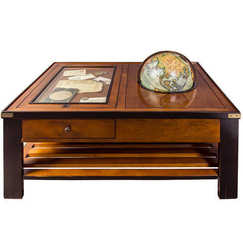The Traveler's Coffee Table