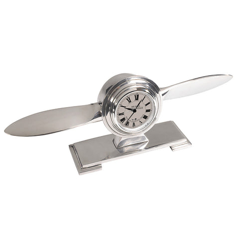Art Deco Propeller Clock