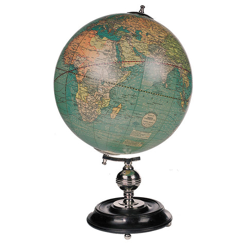 "20th Century ""Costello"" Reproduction Globe"