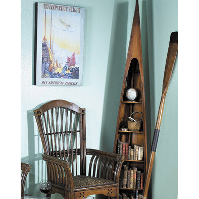 Rowing Boat Crew Bookcase