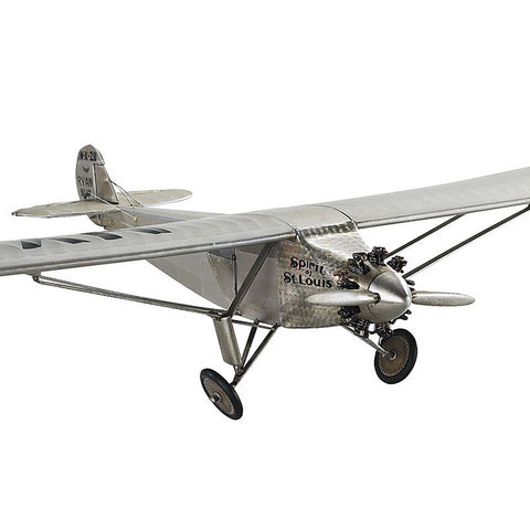 """Spirit of St. Louis"" Historic Airplane Model"
