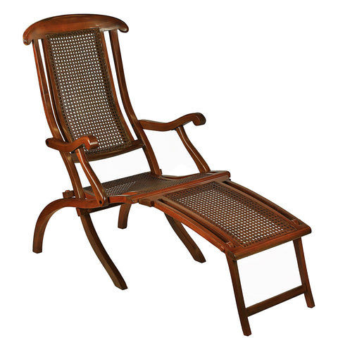 Titanic-Era Steamer Deck Chair