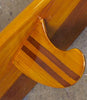 Laminated Wood Surfboard Shelf