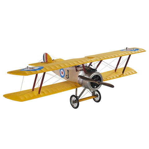 "Desktop ""Camel"" Biplane Model, Small"