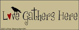 Love Gathers Here