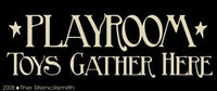 PLAYROOM - Toys Gather Here