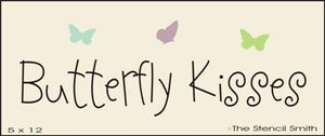 1069 - Butterfly Kisses