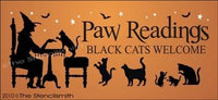 1091 - Paw Readings