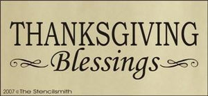 109 - Thanksgiving Blessings