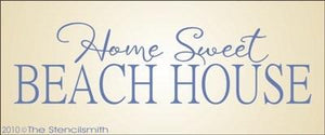 1101 - Home Sweet Beach House