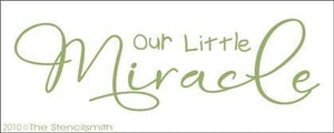 1150 - Our Little Miracle