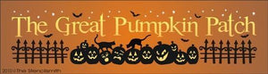 1159 - The Great Pumpkin Patch