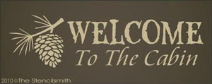 1173 - Welcome to the Cabin