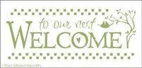 1287 - Welcome to our Nest