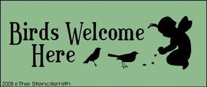 Birds Welcome Here
