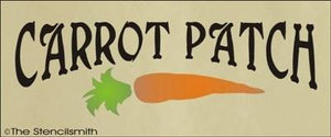 1290 - Carrot Patch