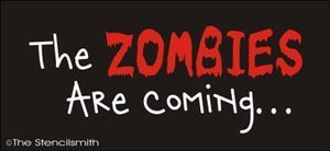 1342 - The ZOMBIES are coming