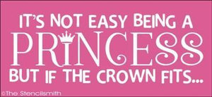 1385 - It's not easy being a princess