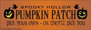 1403 - Spooky Hollow Pumpkin Patch
