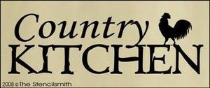 Country Kitchen - B