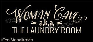 1467 - WOMAN CAVE aka laundry room