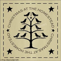 1487 - Christmas at the Homestead