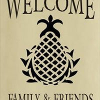 151 - Welcome Family & Friends