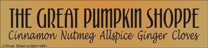 1541 - The Great Pumpkin Shoppe