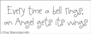 1565 - Every time a bell rings, an angel gets its wings
