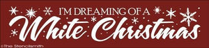1597 - I'm dreaming of a White Christmas
