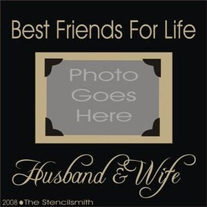 Best Friends for Life - FRAME