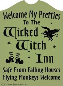 The Wicked Witch Inn - B