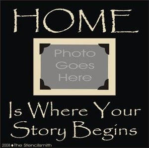 HOME is where your story begins - FRAME