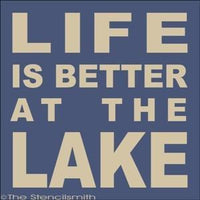 1650 - Life is better at the LAKE