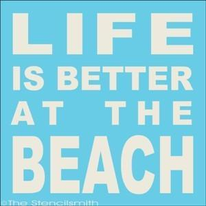 1651 - Life is better at the BEACH