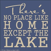 1718 - There's no place like home  LAKE