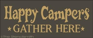 1723 - Happy Campers Gather Here