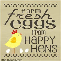 1735 - Farm Fresh Eggs