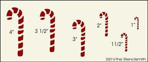 173 - Candy Canes