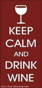1746 - Keep Calm and Drink Wine