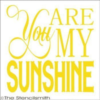 1750 - You are my Sunshine