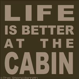 1775 - Life is better at the CABIN