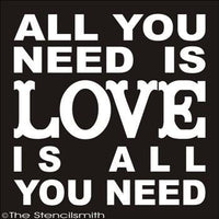 1777 - ALL YOU NEED IS LOVE