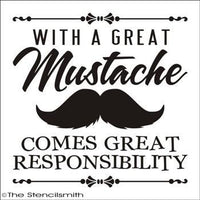 1804 - with a great Mustache