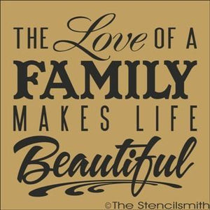 1816 - The love of a Family